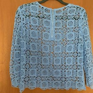 TopShop Crochet Top